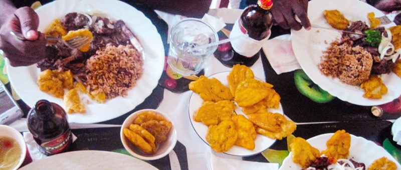 haitian appetizers
